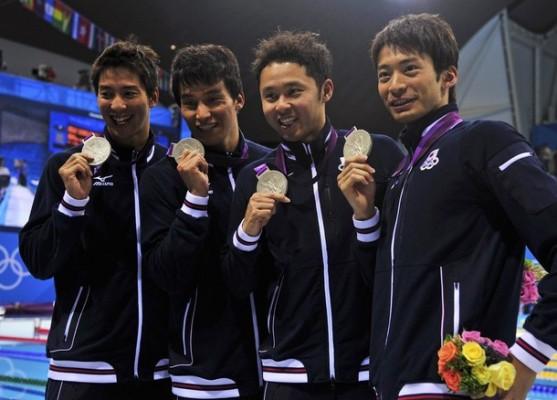 【ロンドン五輪】松田丈志「康介さんを手ぶらで帰らすわけにはいかない」