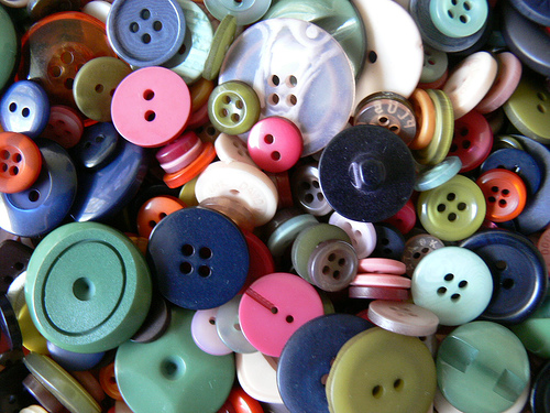 buttons by Laineys Repertoire