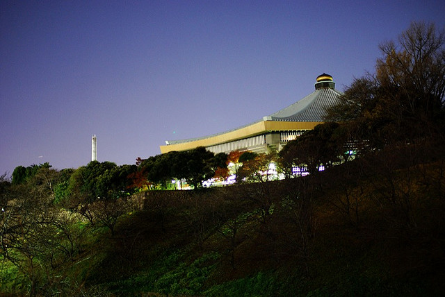 Nippon budoukan 02f 日本武道館.JPG by midorisyu