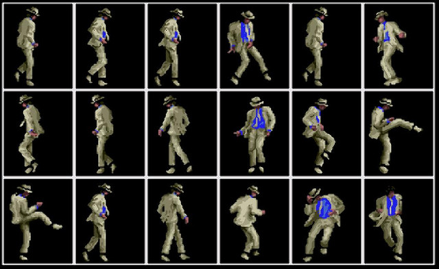 MICHAEL JACKSON MOONWALKER DANCE by tipoyock