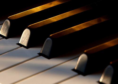 piano keys / mararie