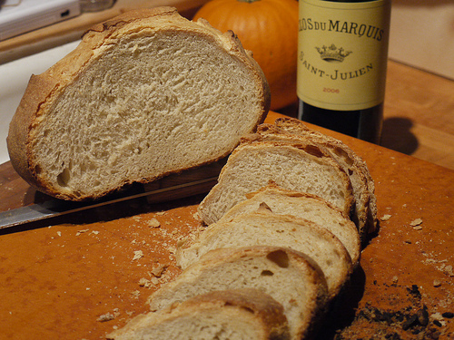 Pain de Campagne - Sliced / grongar