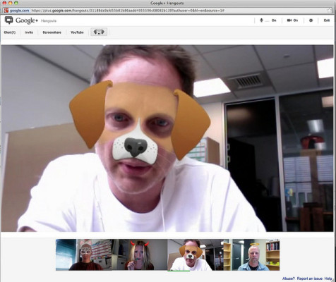 Nurturing Global Communities Of Practice via Google Plus Hangouts #elvss12 by thomcochrane