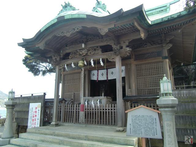 和布刈神社