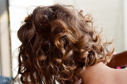Curls by Steve Snodgrass