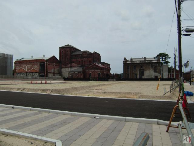 2011年のJR門司駅周辺風景