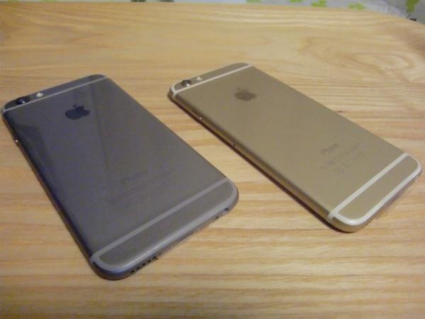 急にiPhone6が来たので慌てて開封や比較をしてみたのだが