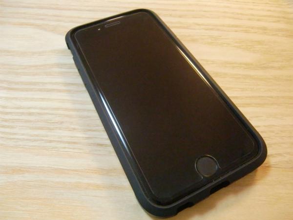 iPhone6ガラスフィルム初装着にまつわる悲喜こもごもストーリー