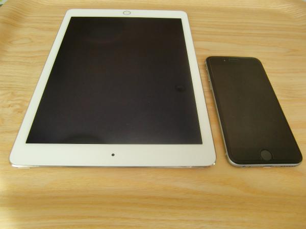 iPhone6とiPadAir2が来てとても幸せなのだ【月報・2014年10月】