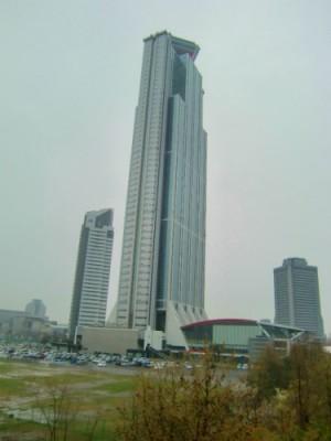 コスモタワー、アジア太平洋トレードセンター見物【大阪旅行その5:南港編】