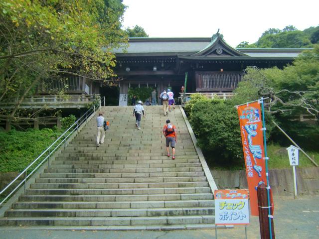 北九州無法松ツーデーマーチ40kmウォーキング闘歩記(前編)