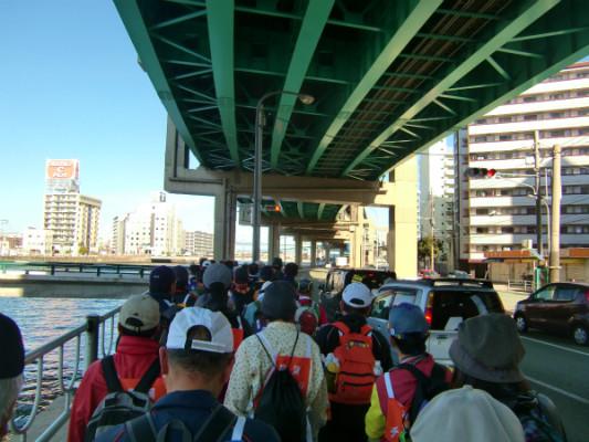福岡チャレンジウォーク2013:前半イライラ後半ヨレヨレの26km