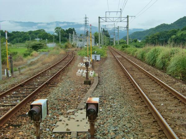福北ゆたか線(筑豊本線)散策ウォーク3:新飯塚→九郎原編