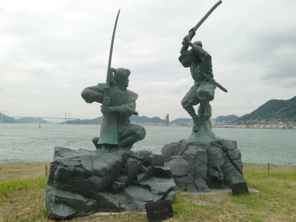 ウォーク巌流島編:武蔵も小次郎も猪木も闘った地に念願の初上陸
