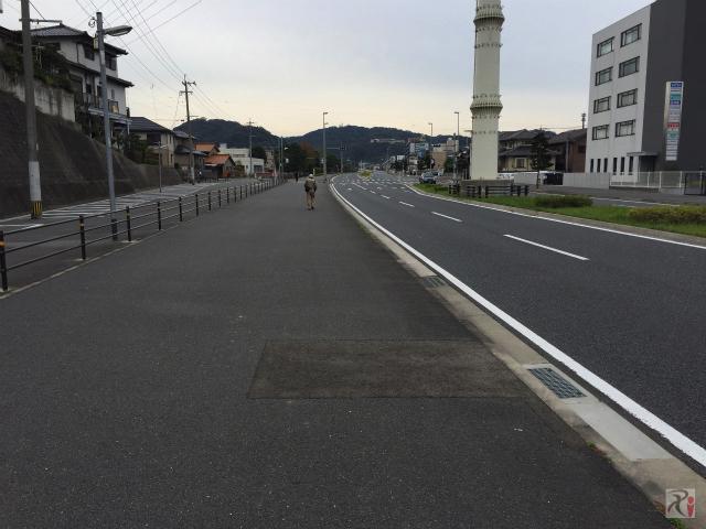 小倉北区篠崎付近
