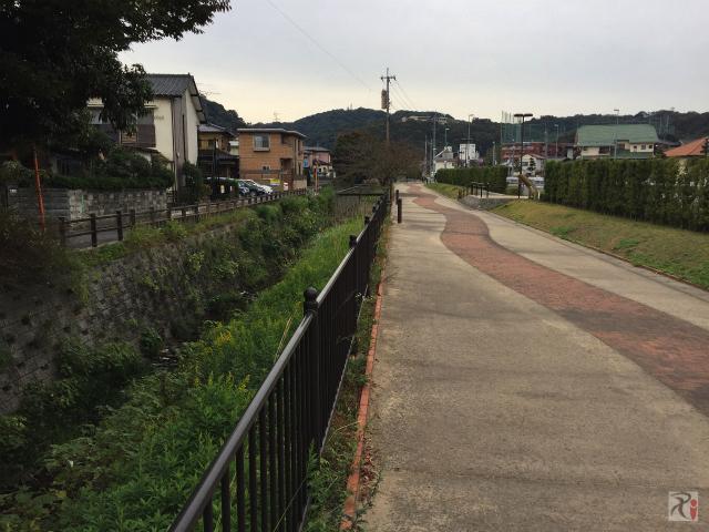小熊野川ほたるの道