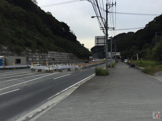 小倉北区熊谷付近