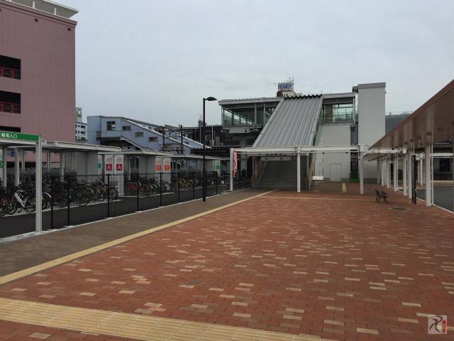 JR城野駅