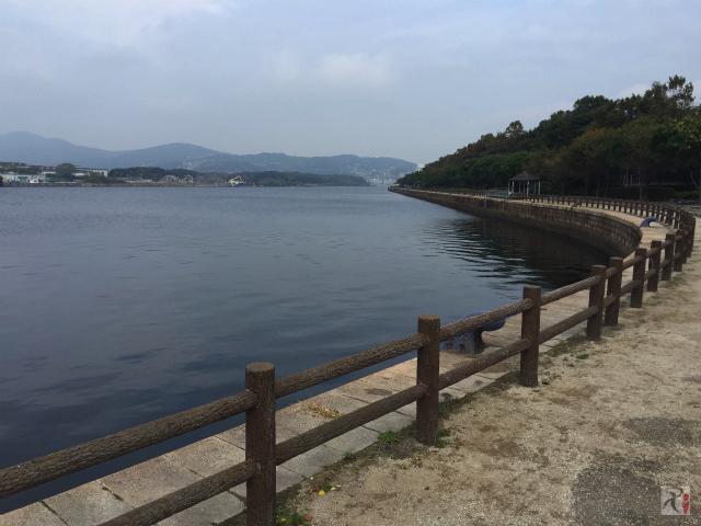 松ヶ島岸壁