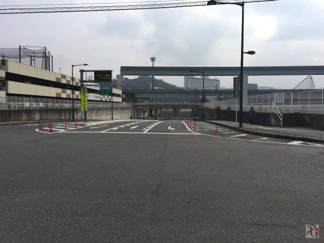 北九州都市高速・枝光インターチェンジ