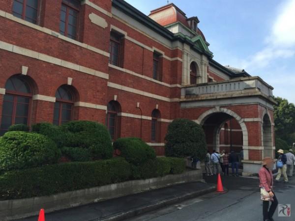 運が良かった!八幡製鉄所旧本事務所の無料見学会で世界遺産に最接近!