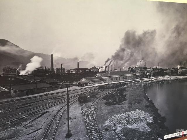 昔の官営八幡製鉄所