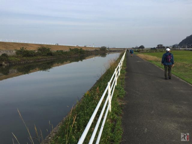 遠賀川堤防