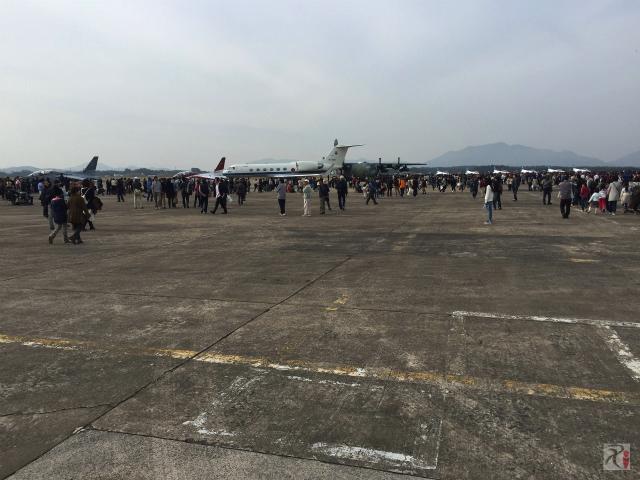 芦屋基地航空祭会場