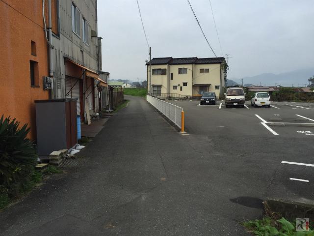 飯塚市天道付近