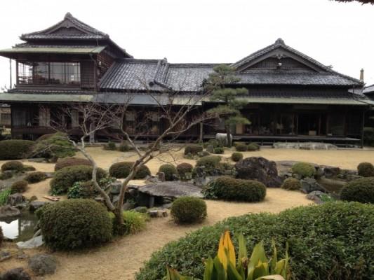 [Я]飯塚・旧伊藤邸を初見学し、伊藤伝右衛門と柳原白蓮に思いを馳せる