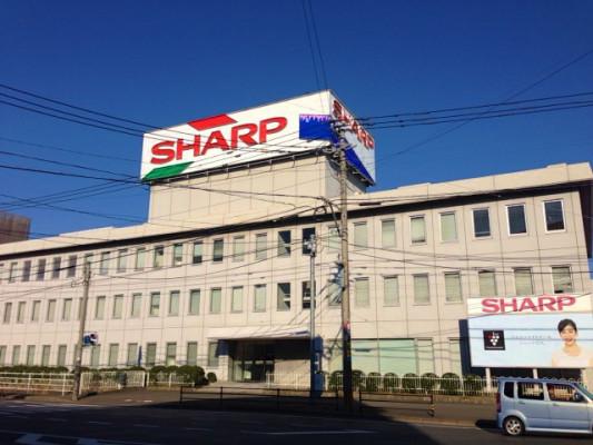 シャープの工場