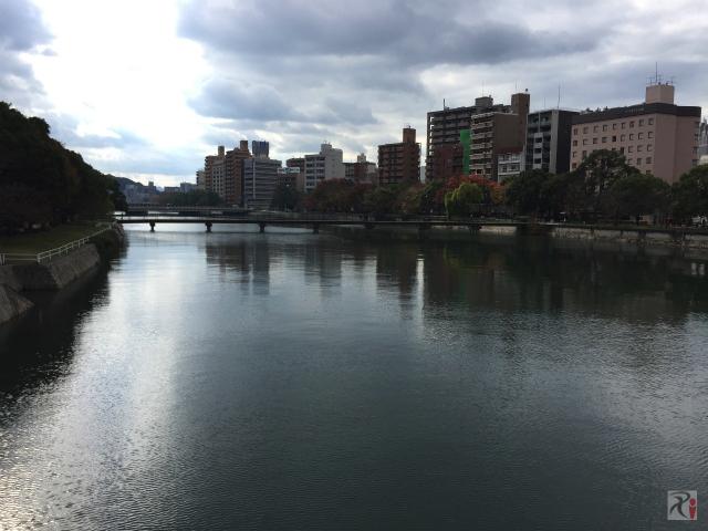 猿猴川・稲荷橋