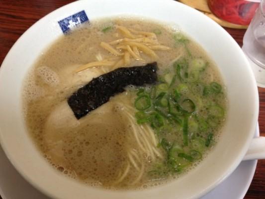 魁龍小倉本店:久留米系の老舗は濃厚スープが今も健在@北九州・東篠崎