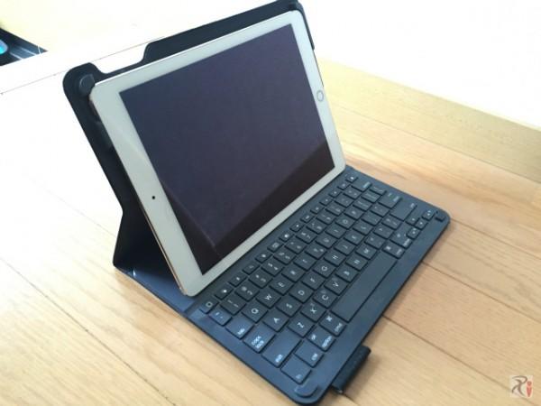 iPad Air 2用キーボード2種類を比較。使用感の違いや感想まとめ