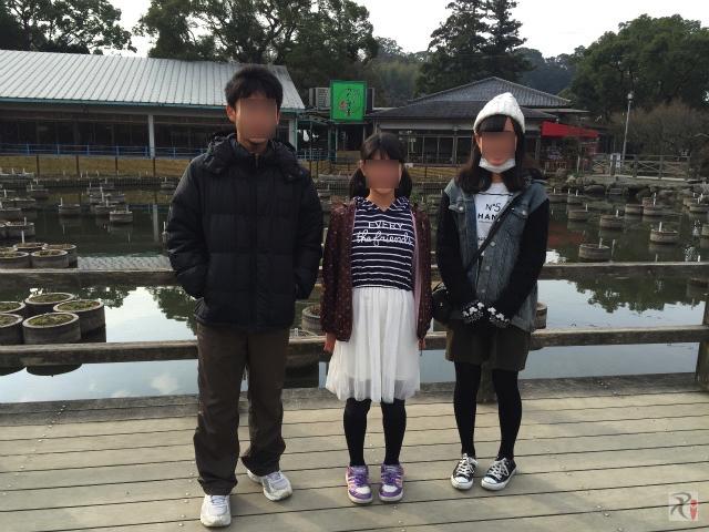 2016年の子供たち