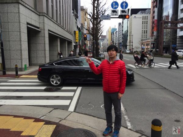 第9回野望の会in福岡、会場まで迷うといけないので道案内しときますね