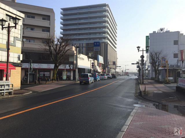 飯塚市本町付近