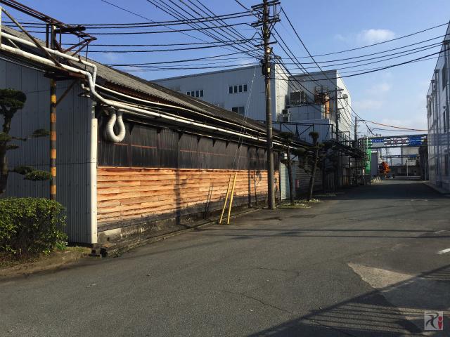 ニビシ醤油本社工場