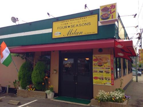 フォーシーズンミラン小戸店:絶品ナンと店員さんの笑顔に感動