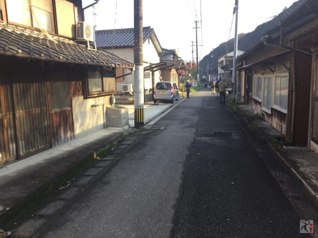 天道駅付近