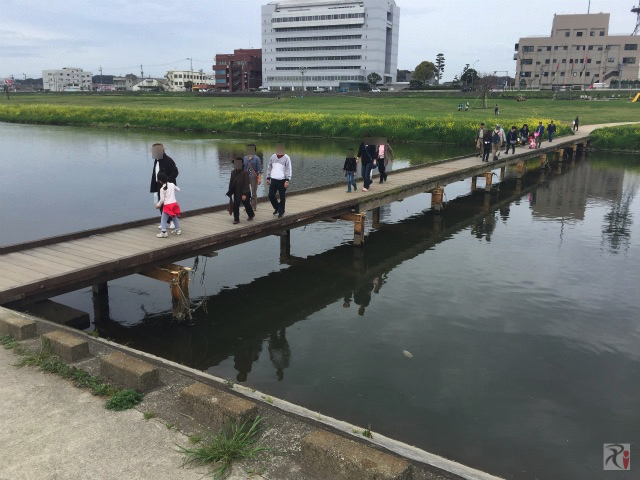 遠賀川の橋