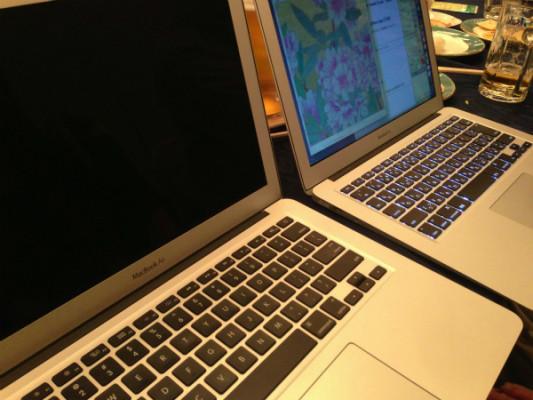 北九うまみ会・賛の半分はMac勉強会で出来てました