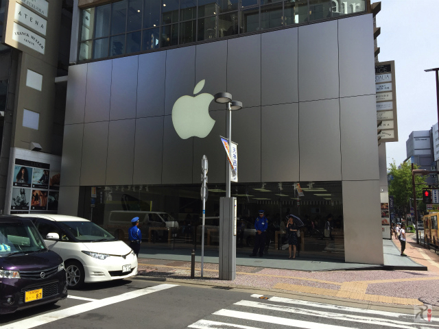 Apple福岡天神