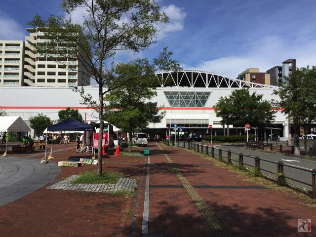 JR箱崎駅