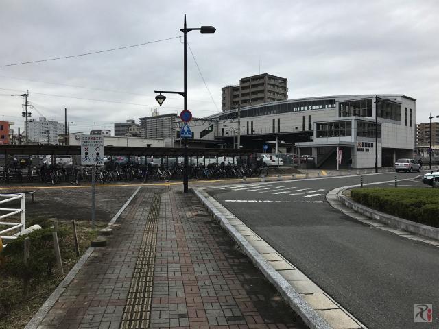 JR新飯塚駅東口