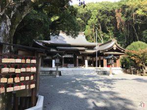 北九州市で有名な初詣スポットの神社と階段を紹介してしまう