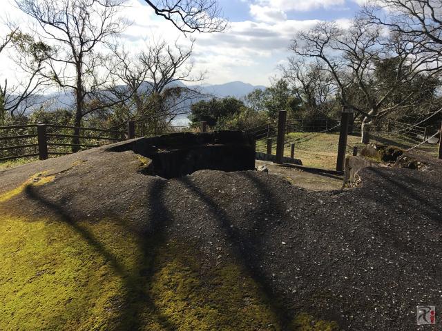 第4砲台跡
