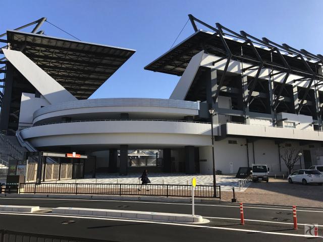 ミクニワールドスタジアム北九州(ミクスタ)遂に完成!ギラヴァンツ開幕戦は入場無料!