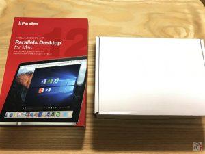 Parallels DesktopのおかげでMacBook AirにWindows10環境を構築できて私は嬉しい