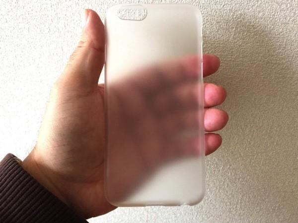 [Я]iPhone6ケースをエアージャケットに変えたらウソみたいに軽くて震えた